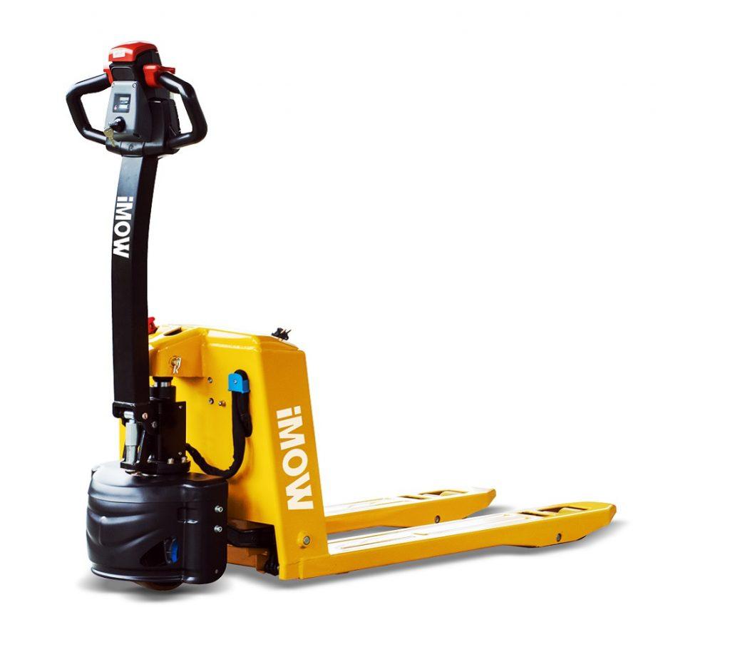 iMOW elektrische palletwagen.